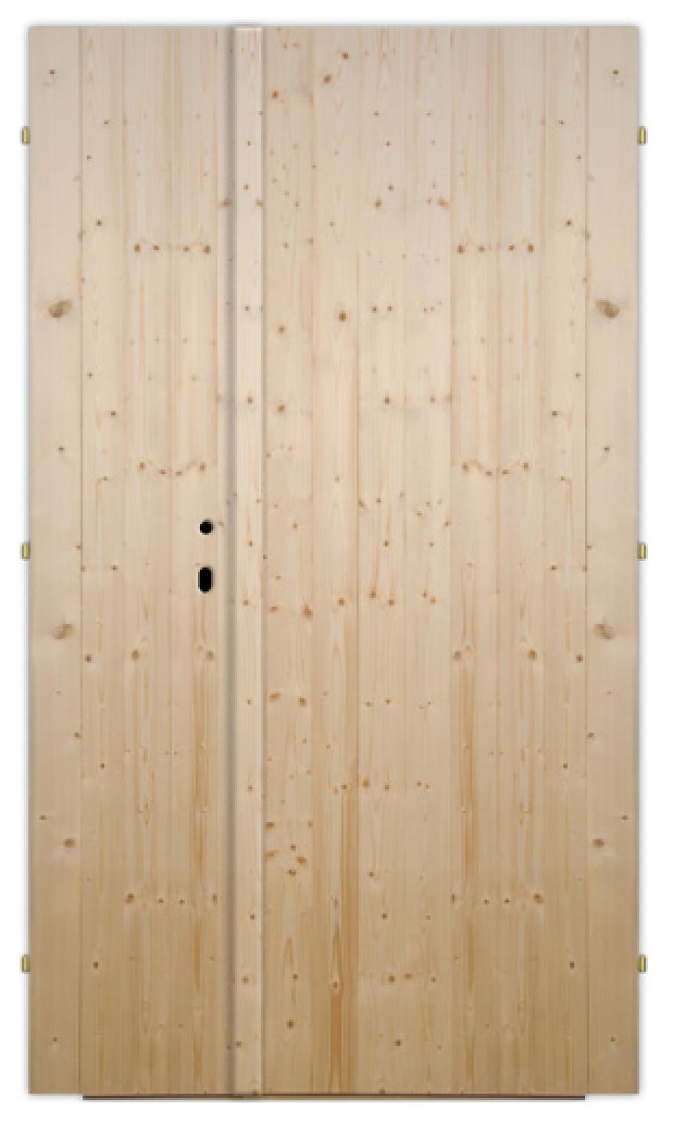 Dvoukřídlé palubkové dveře