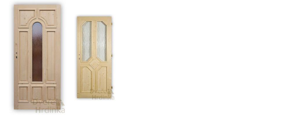 Vchodové kazetové dveře