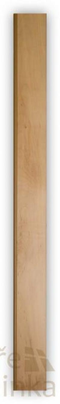 Práh do dveří 60 - 110 cm těsněný silikonem