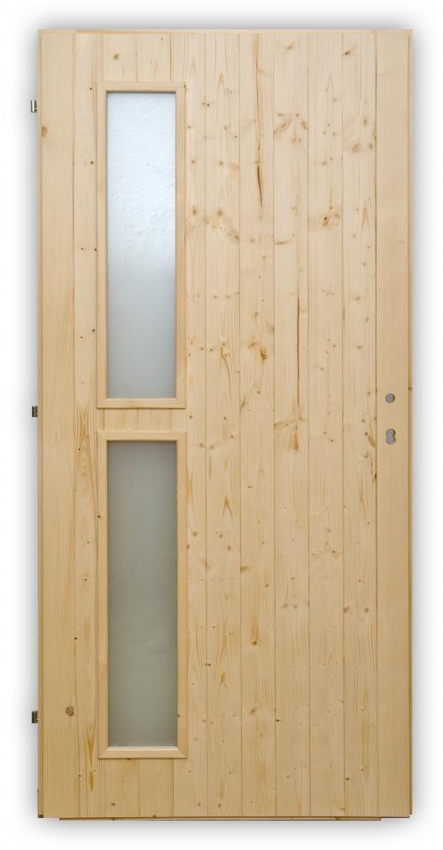 Palubkové dveře Vertikal - panty
