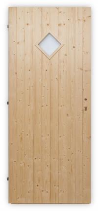 Palubkové dveře Koso