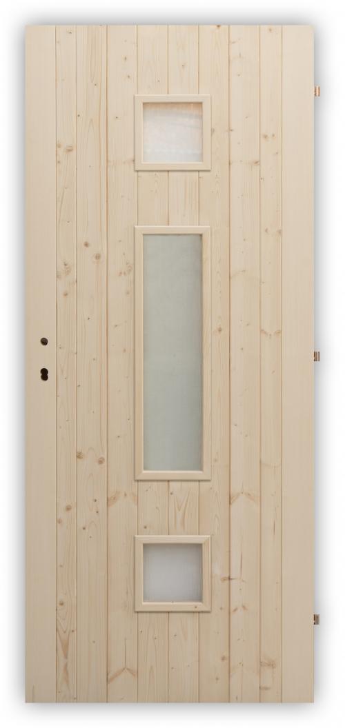 Palubkové dveře Trimax - střed
