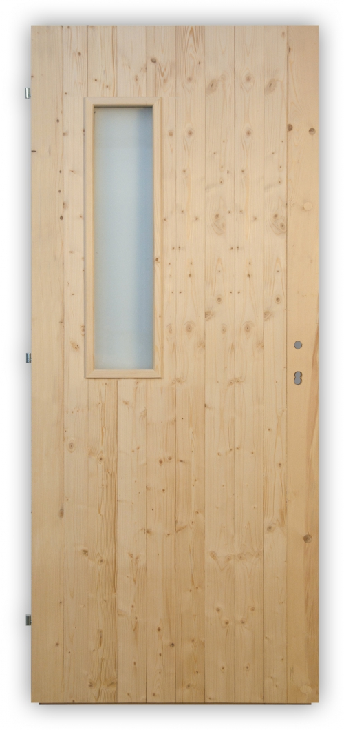 Palubkové dveře Vista - panty