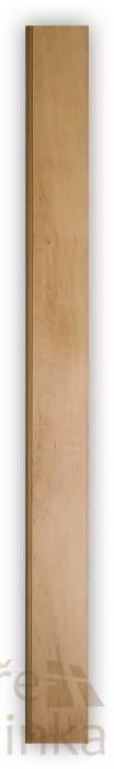 Práh do dveří 60 - 90 cm s těsněním