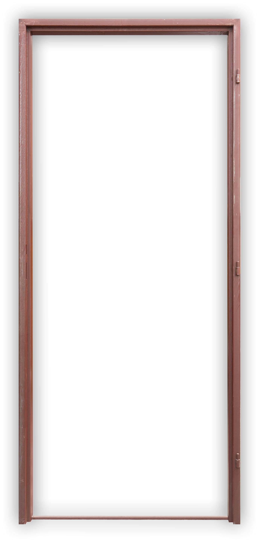 Ocelové zárubně 60 – 90 cm