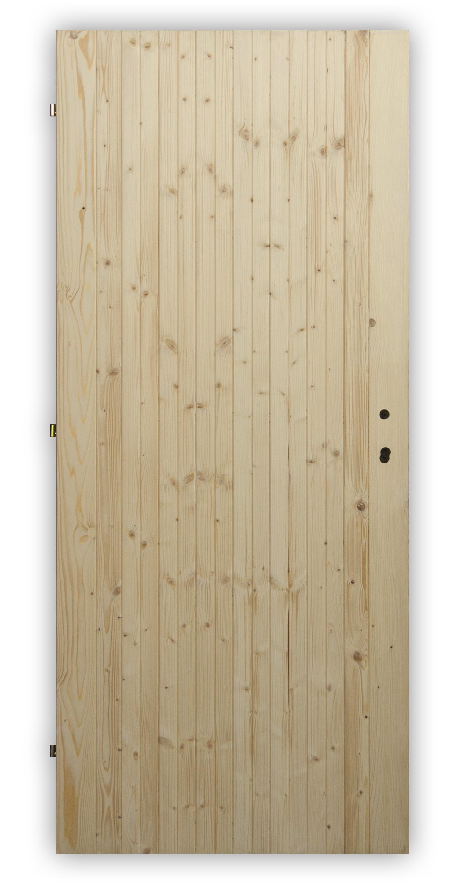 Palubkové dveře plné - Slim