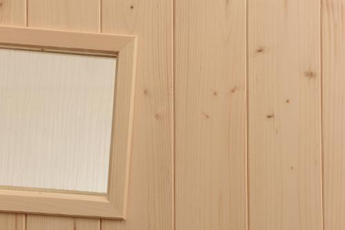 Palubkové dveře Shape - zámek