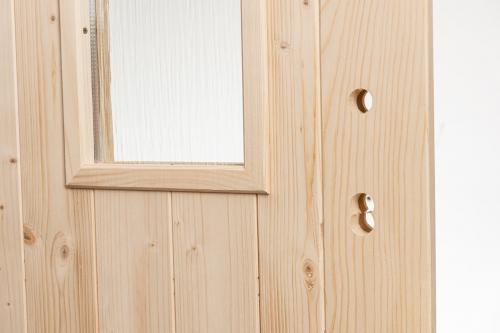 Palubkové dveře Vista - zámek