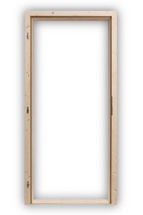 Obložkové zárubně 60 - 90 cm s těsněním